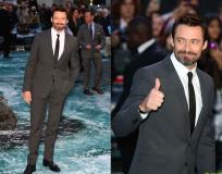 Jas Pria Abu Sang Wolverine Hugh Jackman