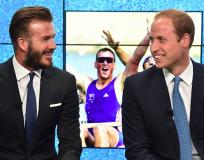 Jas Pria Beckham vs. Pangeran William