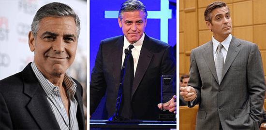Model Jas Pria Clooney