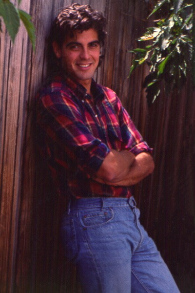 Model  Clooney tahun 70 an
