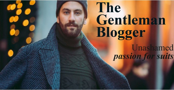 Model Jas Pria di Gentlement Blogger