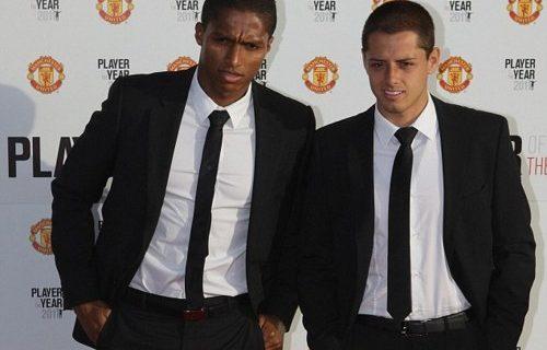 Model Jas Pria dari Pemain Bola Manchester United