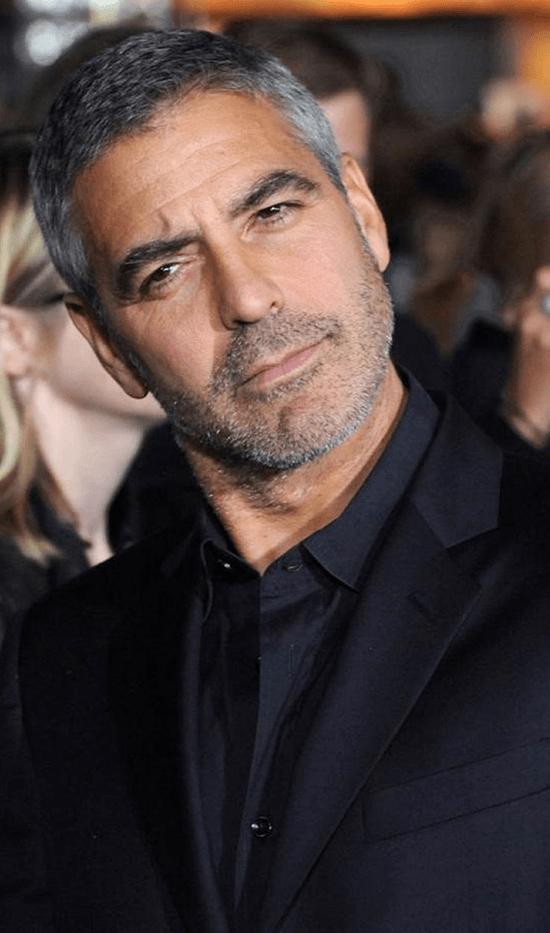 Model Jas Pria Terbaru Geoge Clooney