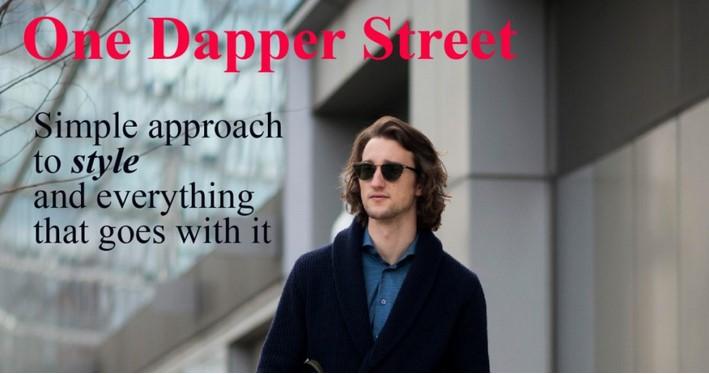 Model Jas Pria di Dapper Street
